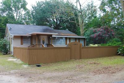 Gulfport Single Family Home For Sale: 1302 35th Ave