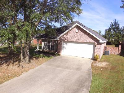 Gulfport Single Family Home For Sale: 13708 Hidden Oaks Dr
