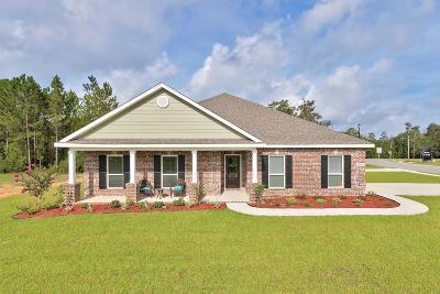 Biloxi Single Family Home For Sale: 8466 Rock Glen Rd
