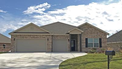 Biloxi Single Family Home For Sale: 8496 Poplar Trl