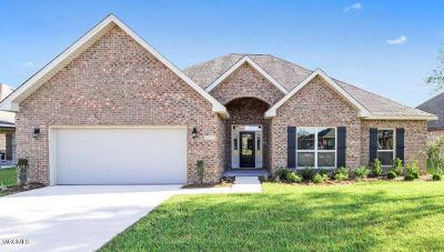 Biloxi Single Family Home For Sale: 8442 Rock Glen Rd