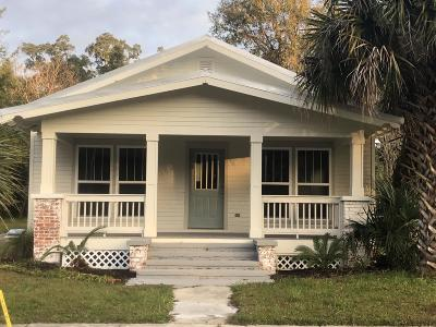 gulfport Single Family Home For Sale: 1010 22nd St