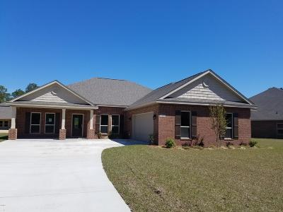 Ocean Springs Single Family Home For Sale: 6404 Chickory Way