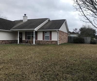 Gulfport Single Family Home For Sale: 14154 Cypress Ct
