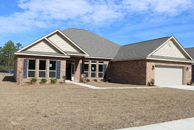 Ocean Springs Single Family Home For Sale: 6412 Chickory Way