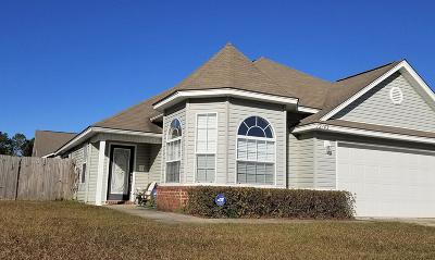 Gulfport Single Family Home For Sale: 12145 Jessica Cir