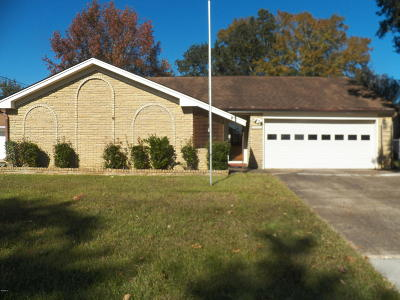 Harrison County Single Family Home For Sale: 2462 S Shore Dr