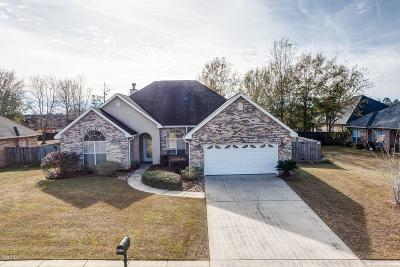 Harrison County Single Family Home For Sale: 15391 Summerfield Dr