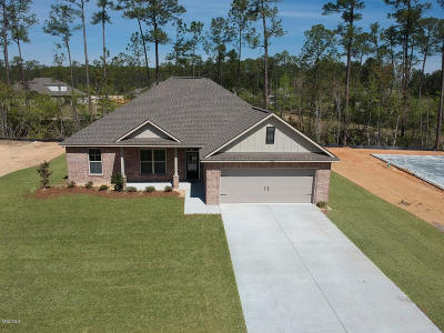 Ocean Springs Single Family Home For Sale: 11656 Brookstone Dr