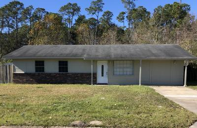 Gulfport Single Family Home For Sale: 11431 Harris Dr