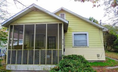 Ocean Springs Single Family Home For Sale: 414 Russell Ave