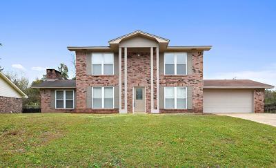 Biloxi Single Family Home For Sale: 2243 Baywood Dr