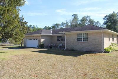Biloxi Single Family Home For Sale: 14601 Big Ridge Rd