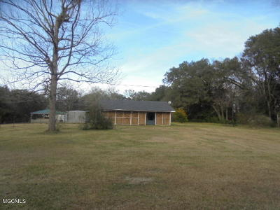 Saucier Single Family Home For Sale: 18010 Pine St
