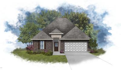 Gulfport Single Family Home For Sale: 15131 Belhaven St