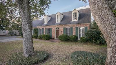 Gulfport Single Family Home For Sale: 9 Mockingbird Ln