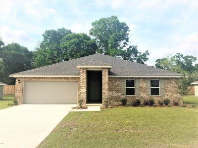 Biloxi Single Family Home For Sale: 9026 Bellewood Pl