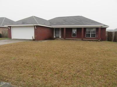 Gulfport Single Family Home For Sale: 12041 Harmony Cir