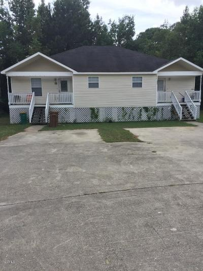 Long Beach Multi Family Home For Sale: 20025 Daugherty Rd