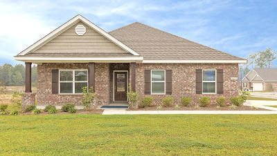 Ocean Springs Single Family Home For Sale: 6869 Sweetclover