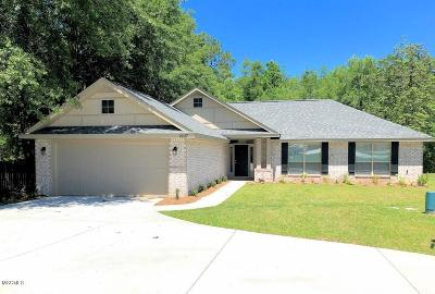 Gulfport Single Family Home For Sale: Lot 5 Brookfield Dr