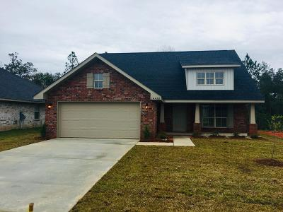 Gulfport Single Family Home For Sale: 14458 Canal Loop