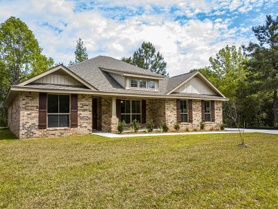 Gulfport Single Family Home For Sale: Lot 5 North Swan