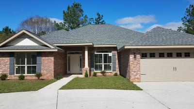 Gulfport Single Family Home For Sale: Lot 3 North Swan
