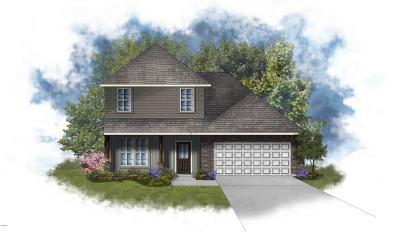 Gulfport Single Family Home For Sale: 11628 Caroline Ct