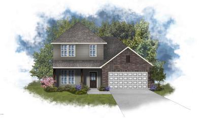 Gulfport Single Family Home For Sale: 11640 Caroline Ct