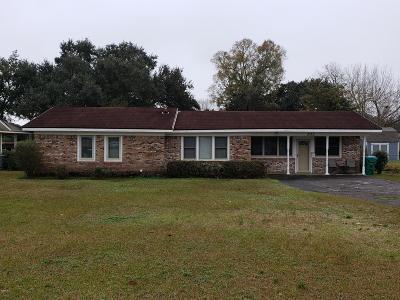Gulfport Single Family Home For Sale: 203 42nd St