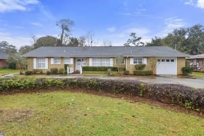 Gulfport Single Family Home For Sale: 4707 Kendall Ave