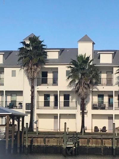 Gulfport Condo/Townhouse For Sale: 1400 Mill Rd #37