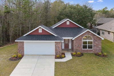 Gulfport Single Family Home For Sale: 10447 Roundhill Dr
