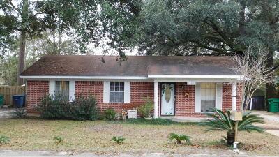 Biloxi MS Single Family Home For Sale: $79,900