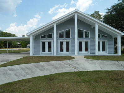 Diamondhead Single Family Home For Sale: 2358 Airport Rd Dr