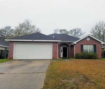 Gulfport Single Family Home For Sale: 10483 Steeple Chase Dr