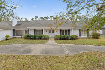 Ocean Springs Single Family Home For Sale: 13705 Paraiso Rd
