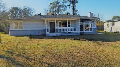 Gulfport Single Family Home For Sale: 3013 54th Ave
