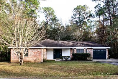 Diamondhead Single Family Home For Sale: 7359 Analii Street