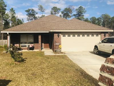 Gulfport Single Family Home For Sale: 13312 Sandy Brook Dr