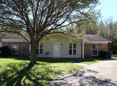 Ocean Springs Single Family Home For Sale: 118 Carlsbad Pl