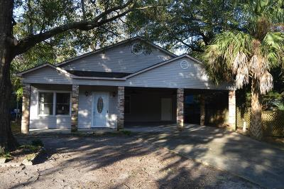 Biloxi Single Family Home For Sale: 151 Edgewater Dr