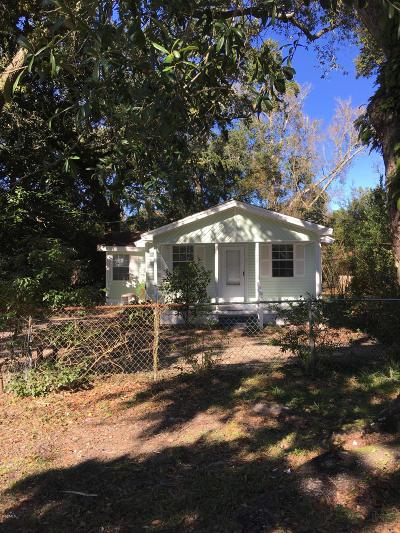 gulfport Single Family Home For Sale: 732 E Railroad St