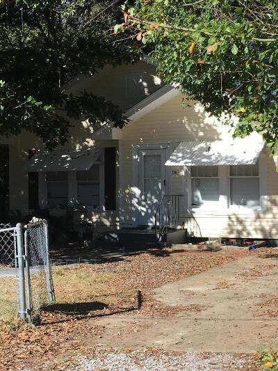 Gulfport Single Family Home For Sale: 736 E Railroad St