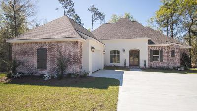Gulfport Single Family Home For Sale: 12087 Grand Oaks Dr