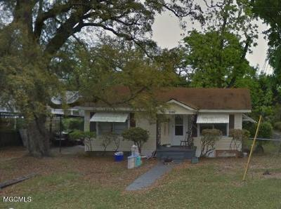 Gulfport Single Family Home For Sale: 1805 22nd St