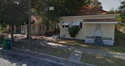 Gulfport Multi Family Home For Sale: 1911 19th Ave #A/B/C