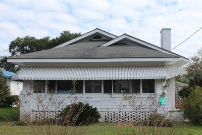 Gulfport Single Family Home For Sale: 1910 19th Ave