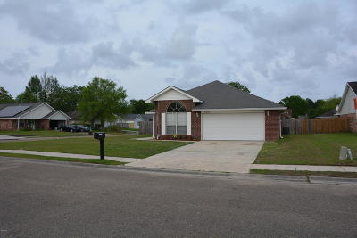 Gulfport Single Family Home For Sale: 13218 Birch Ct